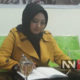 Ketua DPW Relawan PADI Provinsi Lampung Delvi (Foto Dok. NUSANTARANEWS.CO)