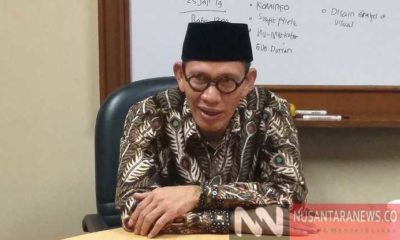 Ketua Pengurus Besar Nahdlatul Ulama (PBNU) Robikin Emhas. (FOTO: NUSANTARANEWS.CO/Ucok)