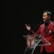 Komandan Komando Satuan Tugas Bersama (Kogasma) Partai Demokrat, Agus Harimurti Yudhoyono (AHY). (FOTO: NUSANTARANEWS.CO/Setya)