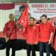 Kongres XIV Pemuda Demokrat Indonesia dan Reuni Pemuda Marhaenis. (FOTO: NUSANTARANEWS.CO/Cahyo)