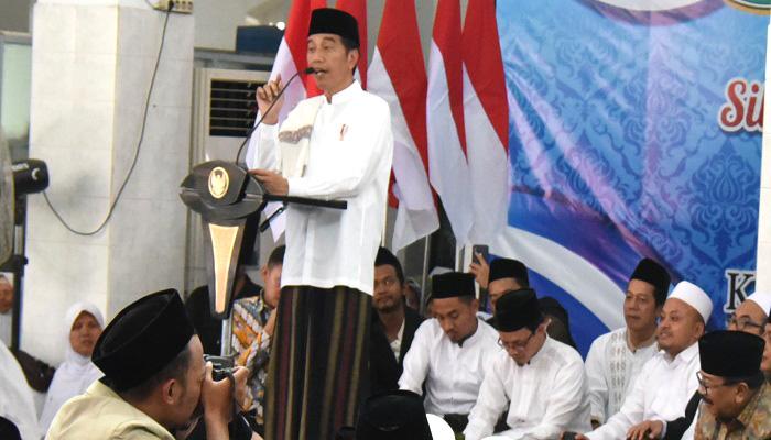 presiden jokowi, rusun mahasiswa, penduduk indonesia, rusun unipdu jombang, darul ulum jombang, nusantaranews