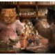 Lukisan tentang Kucing dan Tikus. (Cat Digital Art - Cat And Mouse by Karen Alsop/Foto: Fine Art America)