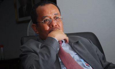 M Said Didu (Foto: Edwin Dwi Putranto/Republika)