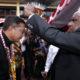 Menteri Agama Lukman Hakim Saifuddin dibatkan sebagai tokoh moderasi oleh masyarakat Papua. (FOTO: Dok. Kemenag)