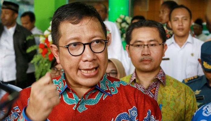 Menteri Agama RI Lukman Hakim Saifuddin. (FOTO: NUSANTARANEWS.CO/Dok. Kemenag)