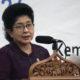 Menteri Kesehatan RI Nila Moeloek. (FOTO: NUSANTARANEWS.CO)