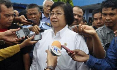 Menteri LHK Siti Nurbaya (Foto Dok. Antara)