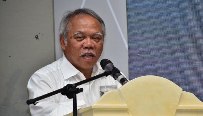 Menteri PUPR Basuki Hadimoljono. (FOTO: KemenPUPR)