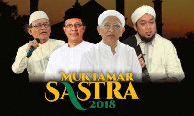 Muktamar Sastra 2018. (Ilustrasi/NUSANTARANEWS.CO)