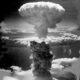 Bom Atom di Nagasaki, Jepang. (ILustrasi/NN | foto: Charles Levy)