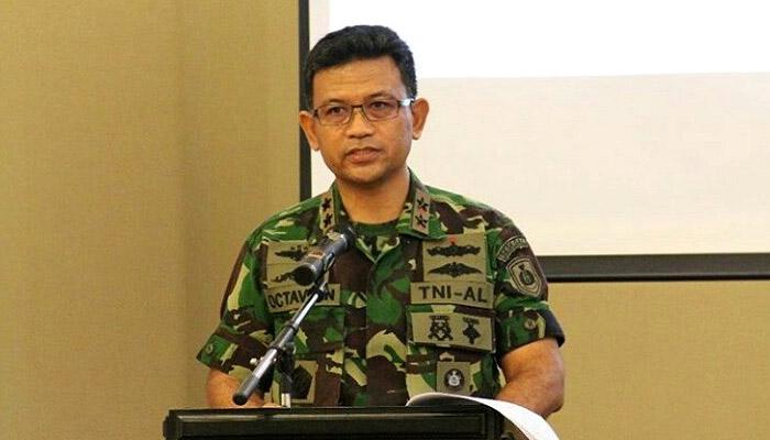 Komandan Sekolah Staf dan Komando Angkatan Laut (Danseskoal) Laksamana Muda TNI Amarulla Octavian. (Foto: dok. TNI AL)