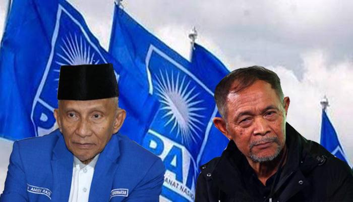 PAN, Amien Rais dan Goenawan Mohamad (Foto Ilustrasi/NUSANTARANEWS.CO)