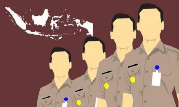 Pegawai Negeri Sipil atau Aparatur Sipil Negara