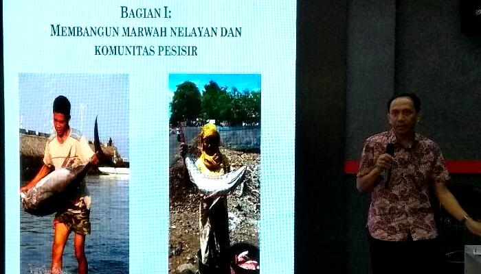 Pakar Antropologi Maritim Dedi S Adhuri. (FOTO: Dok. NUSANTARANEWS.CO)
