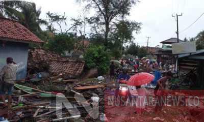 Para Korban Tsunami Selat Sunda (Foto Jaringan Jurnalis/NUSANTARANEWS.CO)