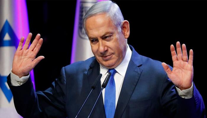 Perdana Menteri (PM) Israel Benjamin Netanyahu. (FOTO: Dok. LA Times)