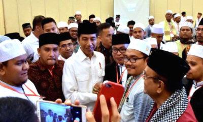 Presiden Joko Widodo saat Kunjungan Kerja di Aceh. (FOTO: Istimewa)