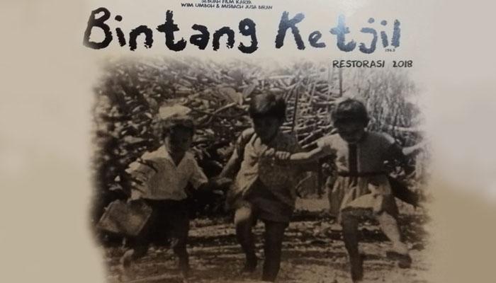 Restorasi FIlm Jadul Bintang Ketjil. (FOTO: NUSANTARANEWS.CO)
