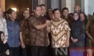 SBY dan Prabowo Gelar Pertemuan (Foto Dok. NUSANTARANEWS