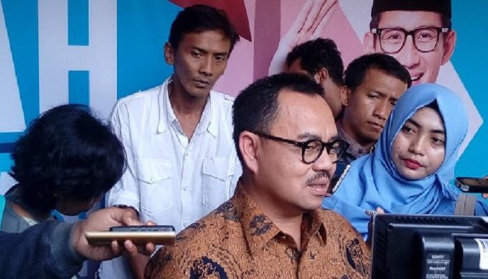 sudirman said, mantan menteri esdm, debat capres, nusantaranews