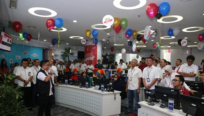 TelkomGroup Kawal Kualitas Layanan Prima di Pergantian Tahun 2019, nusantara