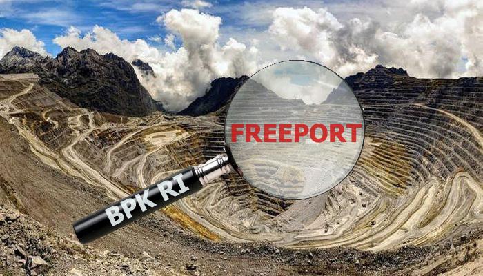 Temuan BPK RI Soal Kasus Pelanggaran Freeport (Foto Ilustrasi/NUSANTARANEWS.CO)