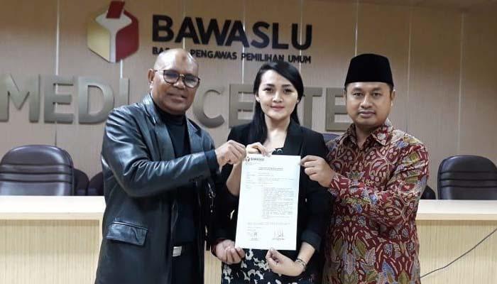 Tim Advokat Indonesia Bergerak (TAIB) Laporkan Hasto Kristiyanto ke Bawaslu RI (Foto Dok. NUSANTARANEWS.CO)
