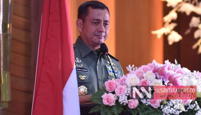 Wakil Kepala Staf Angkatan Darat Letjen TNI Tatang Sulaiman (Foto Dispen untuk NUSANTARANEWS.CO
