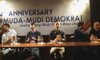 AHY Sebut Muda Mudi Demokrat Jadi Mesin Demokrat Di Jatim Untuk Pileg, nusantaranewsco