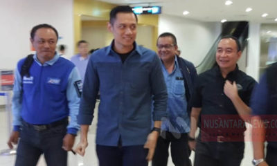 AHY atau Agus Harimurti Yudhoyono (Foto Setya NUSANTARANEWS.CO)