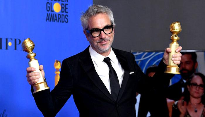 Alfonso Cuaron - Sutradara Terbaik Golden Globes 2019. (FOTO: Gatty Images)