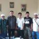 Anggota Komisi I DPR RI, Syaiful Bahri Anshori (tiga dari kiri)bersama Forum Komunikasi Masyarakat Silo (FORMASI). (FOTO: NUSANTARANEWS.CO/Ucok Al)