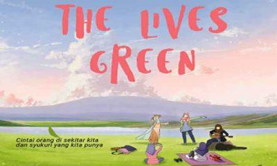 Buku The Lives Grees. (FOTO: NUSANTARANEWS.CO)