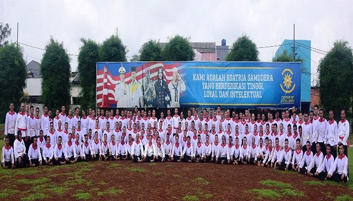 Cabang Khusus Merpati Putih Dharma Wiratama Seskoal Terima 142 Anggota Baru Kolat Perwira Mahasiswa, nusantaranewsco