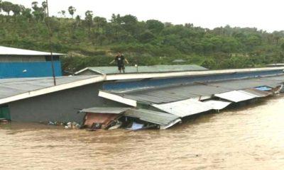 banjir makasar, sulawesi selatan, banjir bandang, banjir sulsel, bencana banjir, nusantaranews