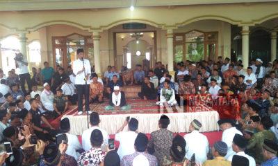 Datang Terlambat, Jokowi Serahkan Sertifikat Tanah Wakaf di Ponorogo, nusantaranewsco