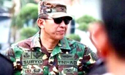 Mantan Kasum TNI Letjen (Purn) Johannes Suryo Prabowo. (Foto: Dok. Pribadi)
