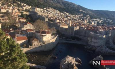 Kota Kecil Dubrovnik di Ujung Selatan Kroasia (NUSANTARANEWS.CO)
