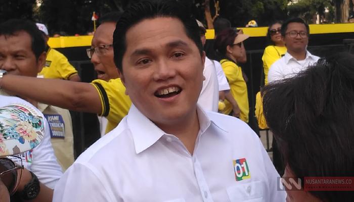 Erick Thohir (Foto Dok. NUSANTARANEWS.CO)