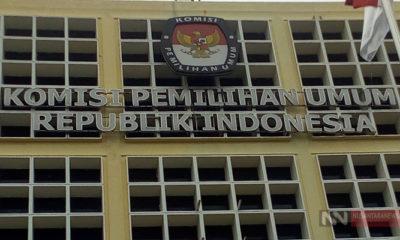 Gedung KPU RI (Foto Dok. NUSANTARANEWS.CO)
