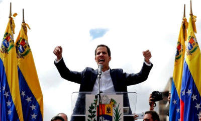 juan guaido, profil juan guaido, oposisi venezuela, venezuela, krisis venezuela, politikus muda venezuela, penentang nicolas maduro, kudeta venezuela, nusantaranews, pemimpin venezuela