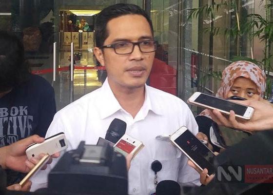 Jubir KPK Febri Diansyah (Foto: Restu Fadilah/NUSANTARANEWS.CO)