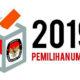 Pemilihan Umum Tahun 2019. (Foto: Ist)