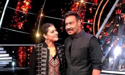 Kajol dan Ajay Devgan, Pasangan Selebritis Bollywood. (FOTO: Screenshot IG @kajol)