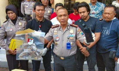 Kapolrestabes Surabaya Kombes Pol Rudi Setiawan. (FOTO: NUSANTARANEWS.CO/Setya)