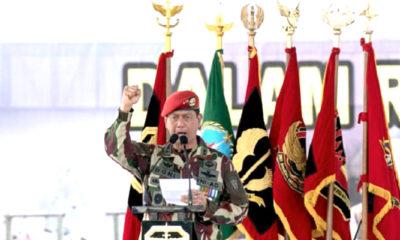 Kaya Prestasi, Letjen Doni Monardo Dinilai Tepat Pimpin BNPB