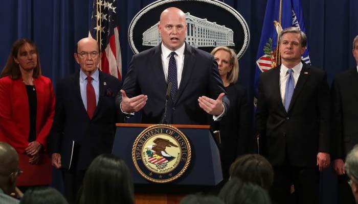 Kejaksaan Amerika Melayangkan Tuntutan Pidana Terhadap Huawei (Photo by Chip Somodevilla/Getty Images)