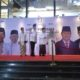 Kenakan Baju Koko Jokowi-Ma'ruf Tiba Ikuti Debat Pedana Capres. (FOTO: NUSANTARANEWS.CO/Adhon)