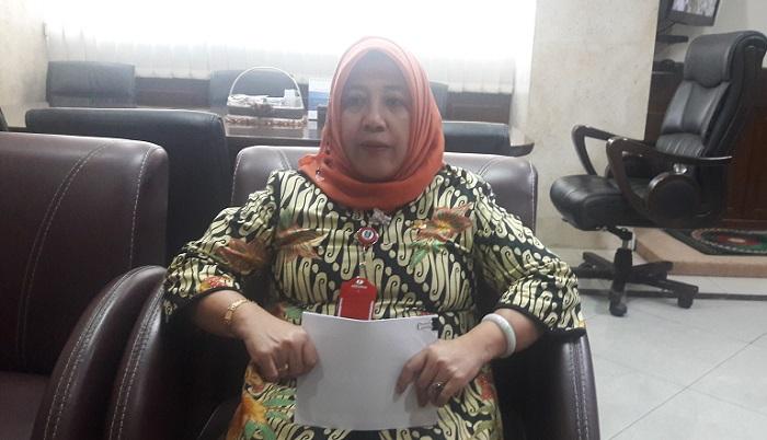 Kepala Biro Perekonomian Pemprov Jatim Dyah Rahayu Ermawati. (FOTO: NUSANTARANEWS.CO/Setya)