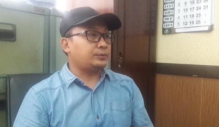 Ketua Fraksi Gerindra DPRD Jatim Achmad Hadinudin. (FOTO: NUSANTARANEWS.CO/Setya)